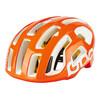 POC Octal AVIP MIPS Helmet zink orange/hydrogen white